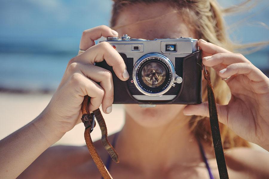 10 Tips voor betere vakantiefoto's